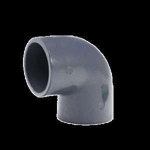 COUDE PVC 32 F/F 90° PRESSION PN10