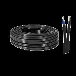 Câble spéciale solaire double gainage 25mm²x100M