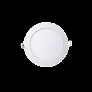 LED PANEL LUMINEUX ENCASTRE ROND 9W