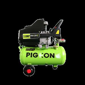 """COMPRESSEUR A AIR 24L """"PIGEON"""" 2CV - 200L/min 8 bar"""