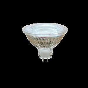 SPOT LED PIN GU5.3 5W 220V EN VERRE