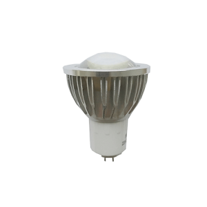 SPOT LED PIN GU5.3 5W 220V CHROME