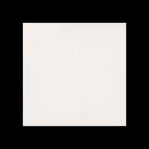 CARREAUX 300X300X7.5MM BLANC LISSE