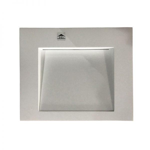 Vasque acrylique carré à poser