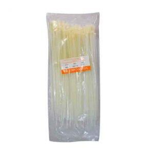 COLLIER PLASTIQUE COLSON BLANC 4X250MM