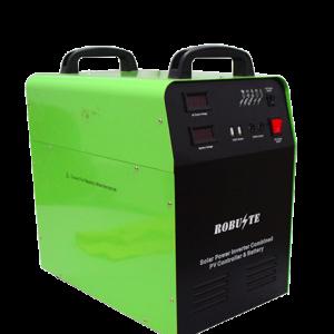 """SYSTEME D'ALIMENTATION SOLAIRE MOBILE 3EN1 """"ROBUSTE"""" 24V1000W"""