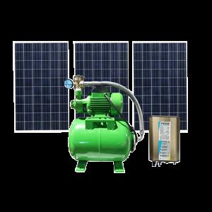 KIT COMPLET SURPRESSEUR SOLAIRE 72V500W 47M-3M3/H