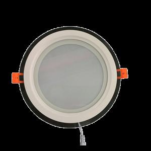 SPOT LED ROND BLANC BRILLANT 18W