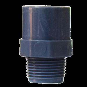 EMBOUT FILTE PVC 25x32x3/4'' PN16