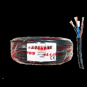 Cable éléctrique pour pompe immergée 3x1,5mm² ''ROBUSTE''