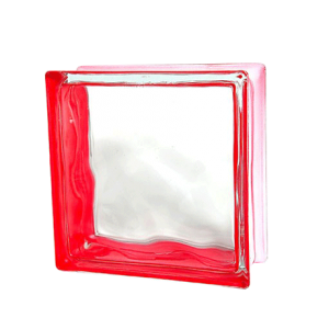 Red side colore cloudy