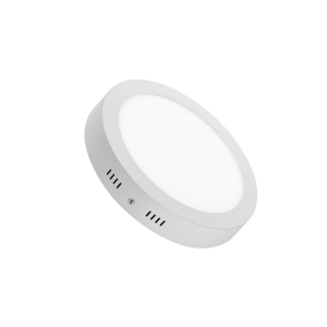 LED PANEL LUMINEUX APPARENT ROND 22W