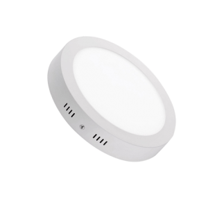 LED PANEL LUMINEUX APPARENT ROND 30W
