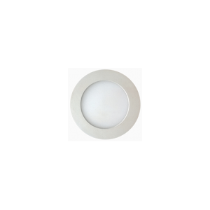LED PANEL LUMINEUX APPARENT ROND 6W