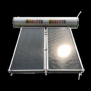 """Chauffe eau solaire """"ROBUSTE"""" à plaque pressurisé 300L"""