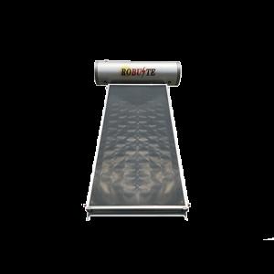 """Chauffe eau solaire """"ROBUSTE"""" à plaque pressurisé 100L"""