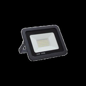 PROJECTEUR LED SLIM EXTERIEUR BLANC 30W IP66