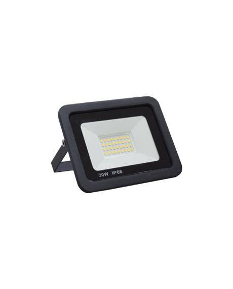PROJECTEUR LED SLIM EXTERIEUR JAUNE 30W IP66